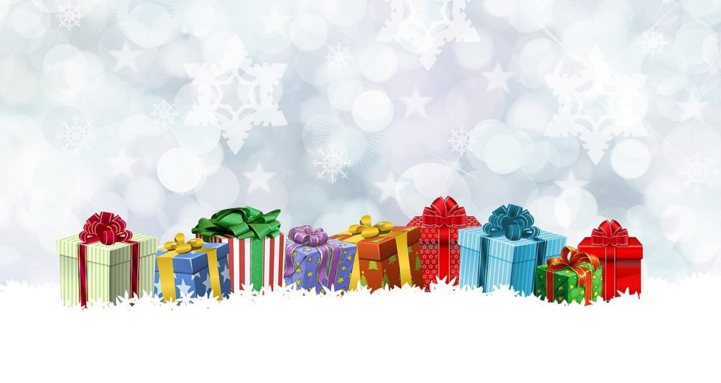 gift, christmas, surprise